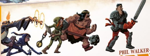 Dungeon Raiders: mazmorreo, semi cooperativo